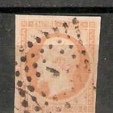Sellos: FRANCIA.1853-60. NAPOLEÓN III YT. 16. Lote 257807970