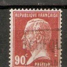 Sellos: FRANCIA.1923-26. YT 178. PASTEUR. Lote 257809350