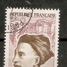 Sellos: FRANCIA.1962. YT 1346. Lote 257811345