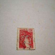 Sellos: SELLO 1.20 FRANCIA 1978 POSTES. Lote 260770040