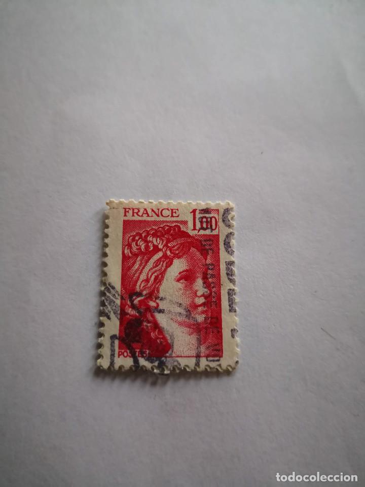 SELLO FRANCIA 100 1980 (Sellos - Extranjero - Europa - Francia)
