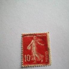Sellos: SELLO REPUBLICA FRANCESA 10. Lote 262970045