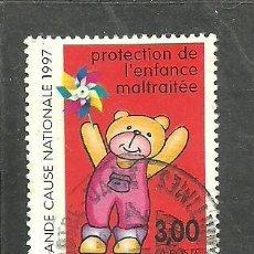 Francobolli: FRANCIA 1997 - YVERT NRO. 3124- USADO -. Lote 263061575