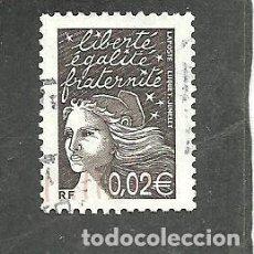 Francobolli: FRANCIA 2002 - YVERT NRO. 3444- USADO -. Lote 263062100