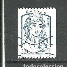 Selos: FRANCIA 2013 - YVERT NRO. 4778 - USADO. Lote 268819689