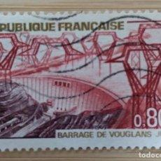 Sellos: FRANCIA 1969. Lote 268995249
