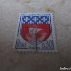 Sellos: SELLO FRANCIA 0,30 - PARIS. Lote 269335123