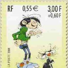 Sellos: SELLO USADO DE FRANCIA 2001, YT 3371. Lote 269440863