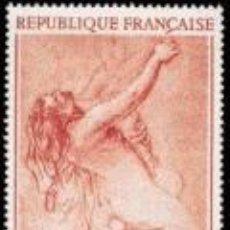 Sellos: SELLO USADO DE FRANCIA 1973, YT 1742. Lote 269850213