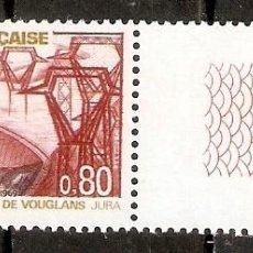 Sellos: FRANCIA. 1969. YT 1583. MNH. Lote 277226843