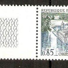 Sellos: FRANCIA. 1969. YT 1584. MNH. Lote 277226903