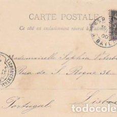 Sellos: FRANCIA & CIRCULADO, PARIS, LA CONSERJERÍA, LISBOA 1900 (1598). Lote 277226958