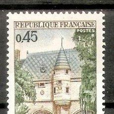 Selos: FRANCIA. 1969. YT 1602. MNH. Lote 277228808