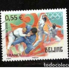 Sellos: SELLO USADO DE FRANCIA 2008 YVERT 4225 ART 1. Lote 279481368