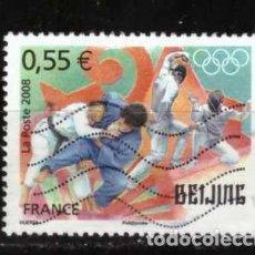 Sellos: SELLO USADO DE FRANCIA 2008 YVERT 4225 ART 2. Lote 279481378