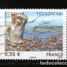 Sellos: SELLO USADO DE FRANCIA 2008 YVERT 4257. Lote 279481433