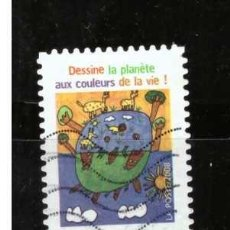 Sellos: SELLO USADO DE FRANCIA 2008 YVERT 4307 ART 4. Lote 279481553