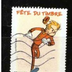 Sellos: SELLO USADO DE FRANCIA 2006 YVERT 3877 ART 3. Lote 279481678