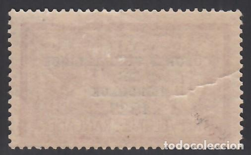 Sellos: FRANCIA. 1923 YVERT Nº 182 /*/, Congreso Filatélico de Bordeaux. - Foto 2 - 286065323