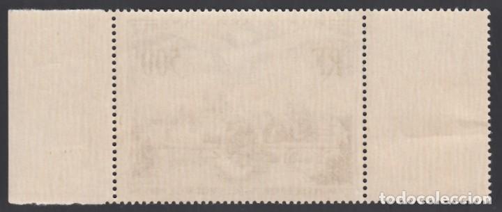 Sellos: FRANCIA. Aéreo, 1947 YVERT Nº 20 /**/, Congreso Unión Postal Universal, SIN FIJASELLOS - Foto 2 - 286129433