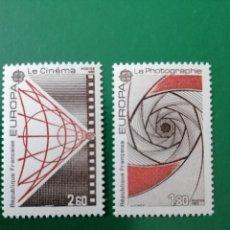Sellos: SELLOS FRANCIA,1983,SERIE COMPLETA 2 UNID. NUEVOS **, DE LUJO.. Lote 286713853