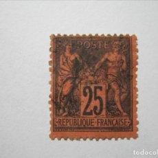 Sellos: FRANCIA SAGE YVERT Nº 91 PERFECTO!!!. Lote 287127008