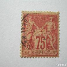 Sellos: FRANCIA SAGE YVERT Nº 81 TIPO II BIEN!!!. Lote 287127208