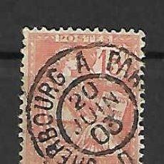 Sellos: ALEGORÍA (TIPOMOUCHON). FANCIA- SELLO AÑO 1902. Lote 288154033