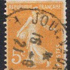 Sellos: [B0312] FRANCIA 1920, SEMBRADORA, 5C (U). Lote 288596238