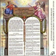 Sellos: HB** FRANCIA 1989, YT 11. Lote 295948478
