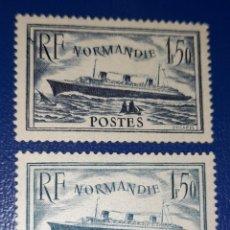 Sellos: FRANCIA 1934** NUEVOS.. Lote 296002723