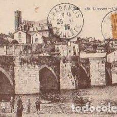 Sellos: FRANCIA & CIRCULADO,, LIMOGES, LE ABESSAILLE, CHABANAIS 1925 (238). Lote 297106263
