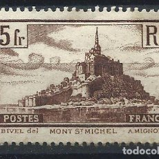Sellos: FRANCE N°260* (MH) 1929/31 - MONT SAINT-MICHEL. Lote 297149213