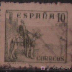 Sellos: EDIFIL 817 10 CTM 1937. Lote 6840414