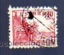 EDIFIL 917 (10 CÉNTIMOS ROSA). 1940 CIFRAS Y CID. (Sellos - España - Estado Español - De 1.936 a 1.949 - Usados)