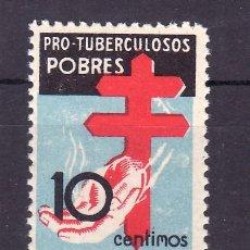 Sellos: ESPAÑA 840 SIN CHARNELA, PRO TUBERCULOSOS. Lote 64138835