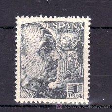 Sellos: ESPAÑA 1056 CON CHARNELA, GENERAL FRANCO. Lote 16153403