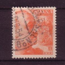 Sellos: ESPAÑA EDIFIL 1054 - AÑO 1949 - GENERAL FRANCO - 6 DE SESENTA CENTIMOS OMITIDO. Lote 17438229