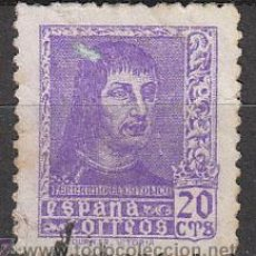 Sellos: EDIFIL 842, FERNANDO EL CATÓLICO (FOURNIER-VITORIA), USADO. Lote 25739051