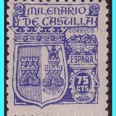 Sellos: 1944 MILENARIO DE CASTILLA, EDIFIL Nº 976 * *. Lote 25377919