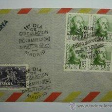 Sellos: FDC SPD AÑO 1948 EDIFIL Nº OCASION - MIRA OTROS EN VENTA. Lote 28717582