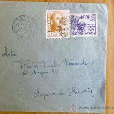 Sellos: E14-CARTA DE LORCA A ESPINARDO MURCIA HISTORIA POSTAL. Lote 28770450