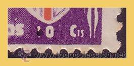 Sellos: 1943 Protuberculosos, B2 EDIFIL nº 970 * * variedad - Foto 2 - 29003633