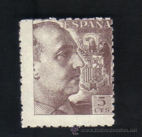 EDIFIL 919 - GENERAL FRANCO 1940 - 1945. (Sellos - España - Estado Español - De 1.936 a 1.949 - Nuevos)