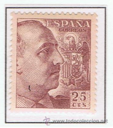 FRANCO 1949 EDIFIL 1048 NUEVO** (Sellos - España - Estado Español - De 1.936 a 1.949 - Nuevos)
