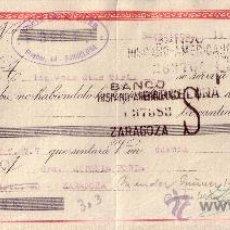 Sellos: BARCELONA. 1942. LETRA DE CAMBIO DE FALANGE REINTEGRADA CON SELLO FISCAL. MAGNÍFICA.. Lote 36128374