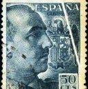 Sellos: 1949.-VARIEDAD DE IMPRESIÓN CON