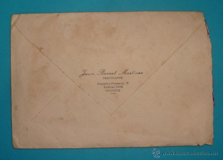 Sellos: LOTE DE 4 SOBRES Y 5 FRACCIONES CON SELLOS DE ESPAÑA DE 1922 A 1954 - Foto 11 - 41015621