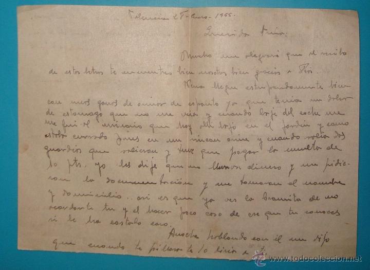 Sellos: LOTE DE 4 SOBRES Y 5 FRACCIONES CON SELLOS DE ESPAÑA DE 1922 A 1954 - Foto 14 - 41015621