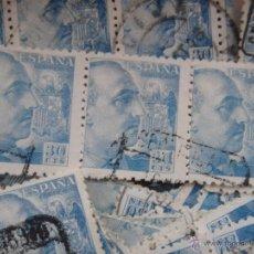 Sellos: CIEN SELLOS FRANCO DE TREINTA CÉNTIMOS. 30 CTS.. Lote 42034743